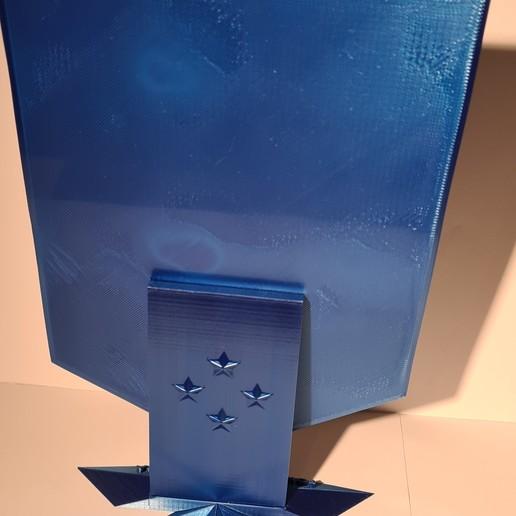 20201017_162011.jpg Télécharger fichier STL Logo italia figc • Objet imprimable en 3D, zimatera