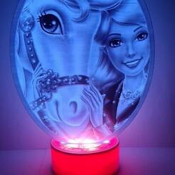 134115163_836263983882170_8048672431820150572_n.jpg Télécharger fichier STL barbie lampe litho • Design pour impression 3D, zimatera