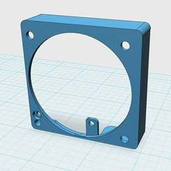 screenshot.296.jpg Télécharger fichier STL gratuit Anet A8 Plus 60mm Extruder Fan Mount • Modèle pour impression 3D, Junction_Runner