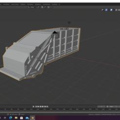 basurero.png Download STL file garbage truck, ( trash truck ) • 3D print template, ulisesbece