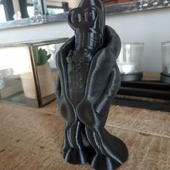 Download free STL file Bender (Easy print no support) • 3D printable object, jordanG
