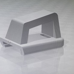 Platine chargeur.jpg Download STL file Airsoft charger plate • 3D printable object, cedricpct1