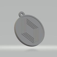 Porte clés Renault.jpg Télécharger fichier STL Porte clés Renault • Modèle à imprimer en 3D, cedricpct1