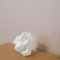 IMG_20201204_133305.jpg Télécharger fichier STL Puzzle de 12 pièces en ronce • Objet à imprimer en 3D, rpeti240
