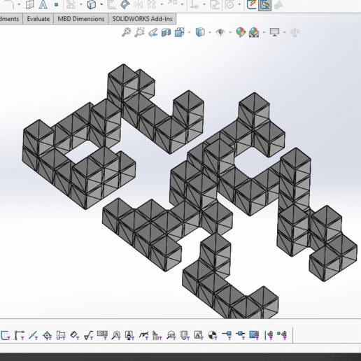 Télécharger fichier imprimante 3D gratuit Cube Puzzle, rpeti240