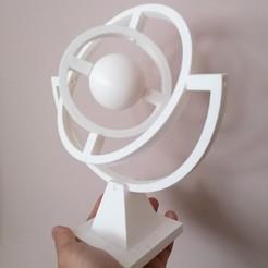 Download STL file Spinning Ball • Design to 3D print, rpeti240