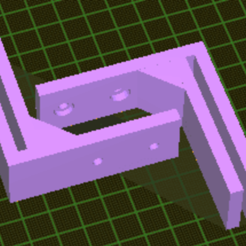 Download STL file ACRYLIC OR PLASTIC HOLDER 3MM • 3D printing design, sublimacolorcancun