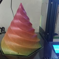 Descargar modelos 3D gratis Jarrón colgante, deky