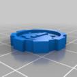 4a7f6d33dbecfcb37325a1f006dee174.png Download free STL file Necromunda Status Markers • Design to 3D print, jw7007