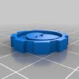 8ab4de5b08ad180ab242d46cd9fbd394.png Download free STL file Necromunda Status Markers • Design to 3D print, jw7007