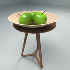 Download free 3D printer model green apples (apple green), nigthwolf611