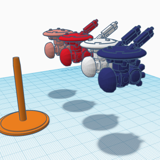 Download Free 3D Printer Model Pulse Drone