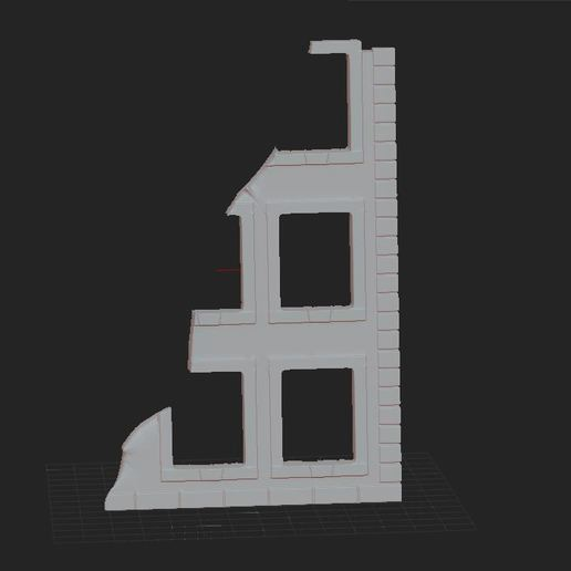 3.JPG Download free STL file ruined house • 3D printing design, nicoco3D