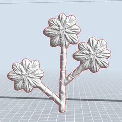2.JPG Télécharger fichier STL gratuit fleur • Objet imprimable en 3D, NICOCO3D