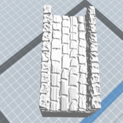 Download free 3D printer model stone bridge, nicoco3D