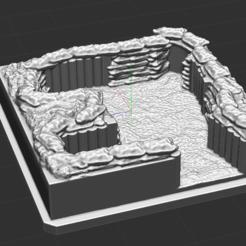 7.PNG Télécharger fichier STL tranchées ww1 ww2  • Modèle à imprimer en 3D, NICOCO3D