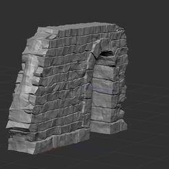 2.JPG Download free STL file old wall • 3D printable model, nicoco3D