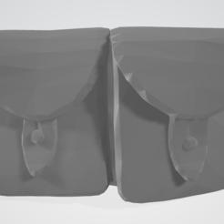 Télécharger fichier impression 3D sac a charge de balle de fusil, nicoco3D