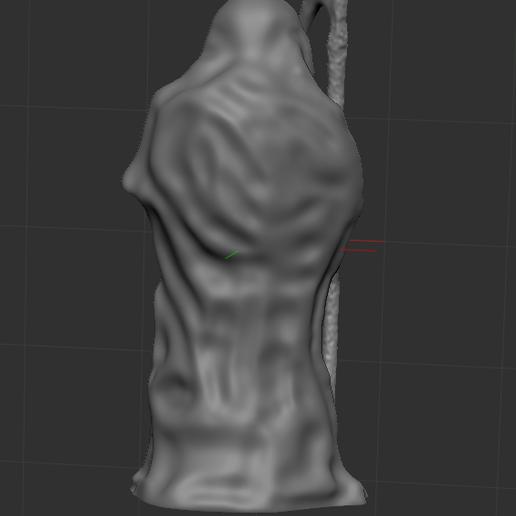 3.PNG Télécharger fichier STL gratuit squelette avec tombe • Modèle imprimable en 3D, NICOCO3D