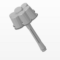 Télécharger fichier imprimante 3D grenade allemande, nicoco3D