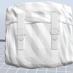 Download STL file German rucksack, nicoco3D