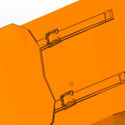Download 3D printer model military motorcycle bag, nicoco3D
