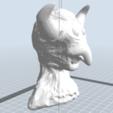 Télécharger fichier imprimante 3D gratuit bust goblin, nicoco3D