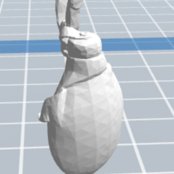 Download free 3D printing designs French gourd 1418, nicoco3D