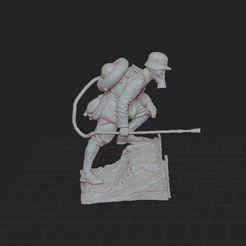 Download 3D printing files soldier, nicoco3D