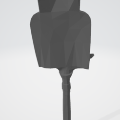 Download free 3D printing files dustpan with cover, nicoco3D
