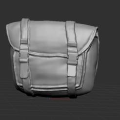 1.PNG Télécharger fichier STL gratuit sac militaire • Design à imprimer en 3D, NICOCO3D