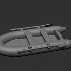 3.PNG Download free STL file fishing boats • 3D printable template, NICOCO3D