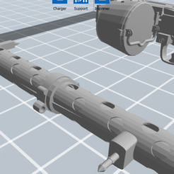 Download STL files MG 34, nicoco3D
