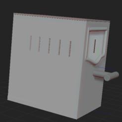 Télécharger plan imprimante 3D Nichoir, nicoco3D