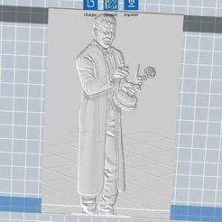 Télécharger objet 3D gratuit Bruce Willis, nicoco3D