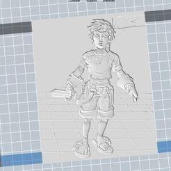 Télécharger fichier 3D gratuit Fable , nicoco3D