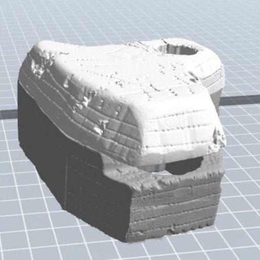 Download free STL files bunker, nicoco3D