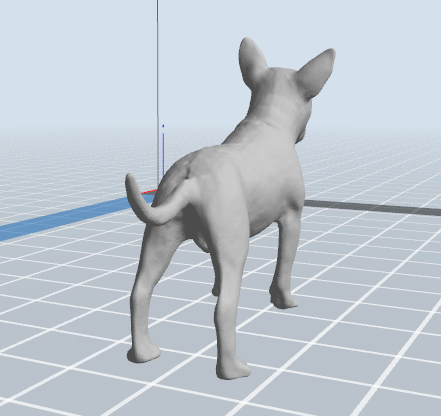 3.PNG Download 3MF file Bull Terrier Dog • 3D printable object, nicoco3D