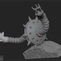 E.JPG Download free STL file Goldorak • Object to 3D print, nicoco3D
