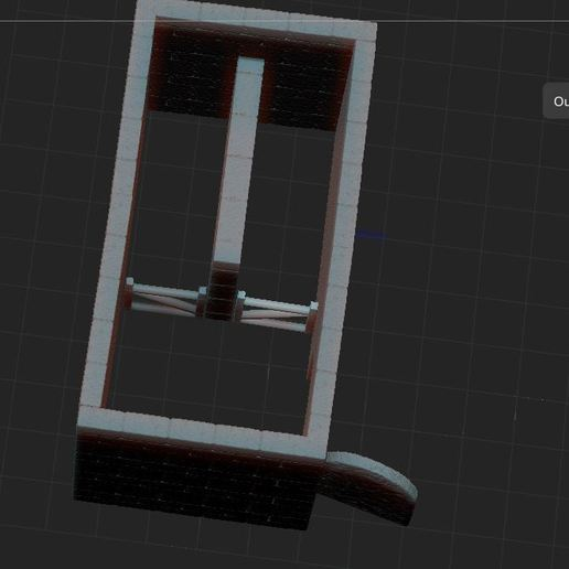 4.JPG Télécharger fichier STL gratuit abris pour chevaux  • Plan à imprimer en 3D, NICOCO3D