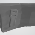 Download free STL file rifle bullet loader bag, nicoco3D