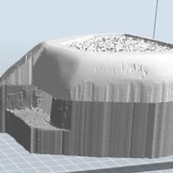 Download free STL files bunker, nicoco3D