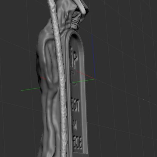 4.PNG Télécharger fichier STL gratuit squelette avec tombe • Modèle imprimable en 3D, NICOCO3D
