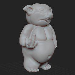 2.JPG Download free STL file small man • 3D print design, nicoco3D