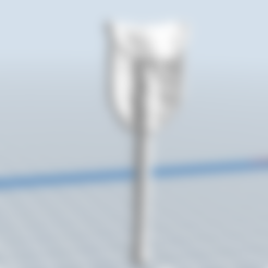 Download free 3D print files shovel with the house us, nicoco3D