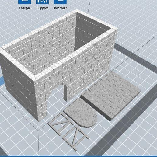 6.JPG Télécharger fichier STL gratuit abris pour chevaux  • Plan à imprimer en 3D, NICOCO3D