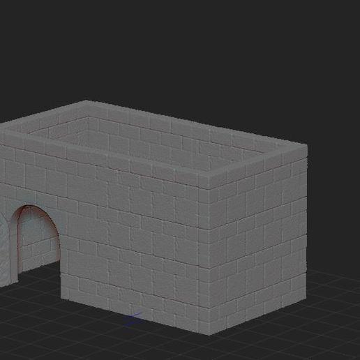 1.JPG Télécharger fichier STL gratuit abris pour chevaux  • Plan à imprimer en 3D, NICOCO3D