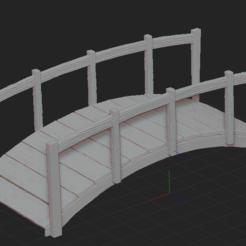 Capture2.PNG Télécharger fichier STL gratuit pont en bois  • Modèle pour imprimante 3D, NICOCO3D