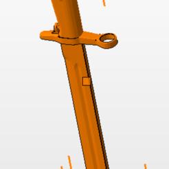 Download free 3D printer files bayonet us m1, nicoco3D