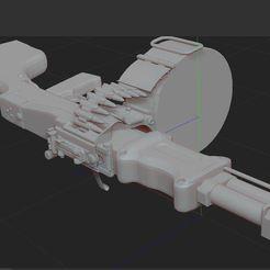 Descargar archivo 3D gratis RPD-44, ametralladora rusa ligera, nicoco3D